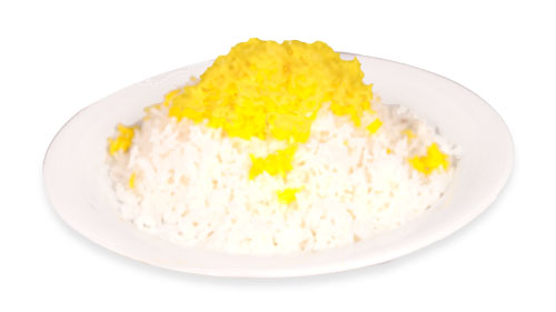 Rice + Butter